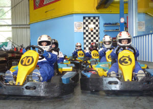 Champion Feriencamps,Cart-racing,Graz,Graz-Umgebung