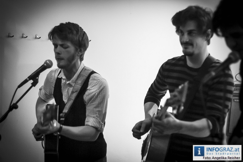 LIVE: THE CARATILLO BROTHERS im Parkhouse - 008