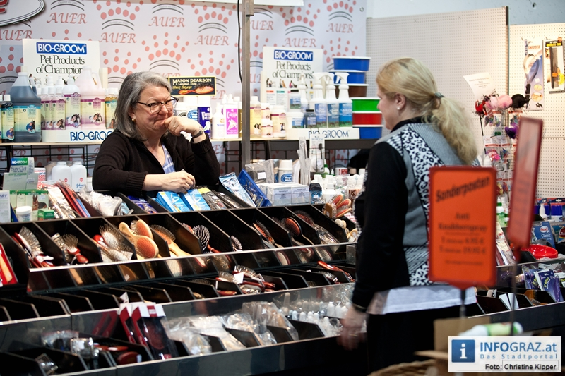 Internationale Rassehundeschau in der Grazer Messe - 048