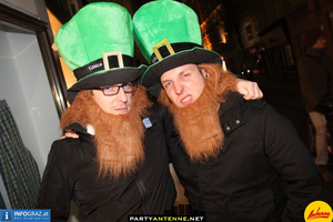 St. Patricks Day – Pub-Runde