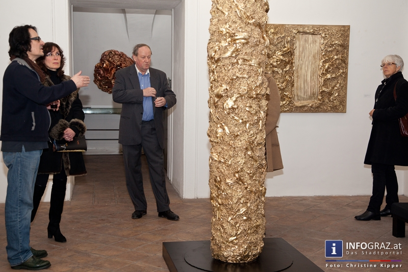 """THE GOD PROJECT"" in der Galerie Eugen Lendl - 044"