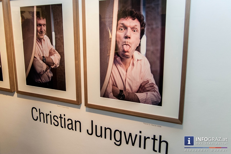 Vernissage: Markus Schirmer by Christian Jungwirth - 001