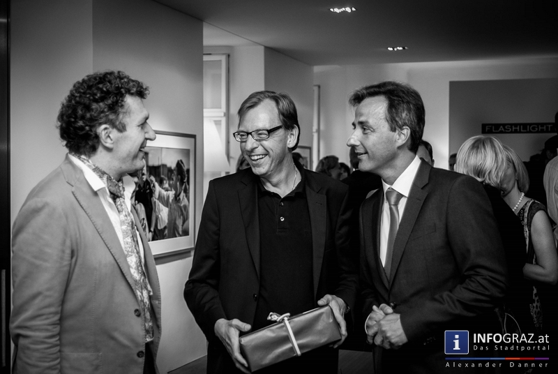 Vernissage: Markus Schirmer by Christian Jungwirth - 012