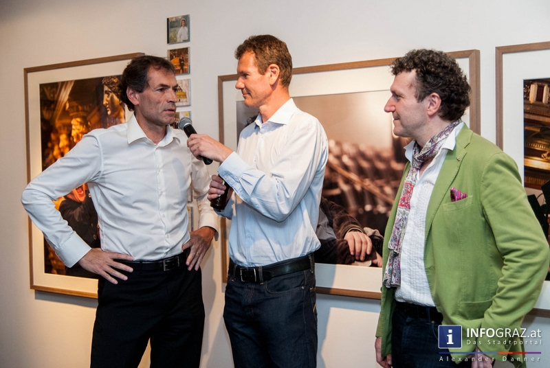 Vernissage: Markus Schirmer by Christian Jungwirth - 019