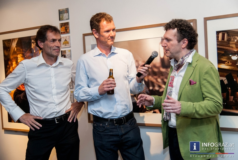 Vernissage: Markus Schirmer by Christian Jungwirth - 020