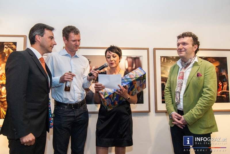 Vernissage: Markus Schirmer by Christian Jungwirth - 029