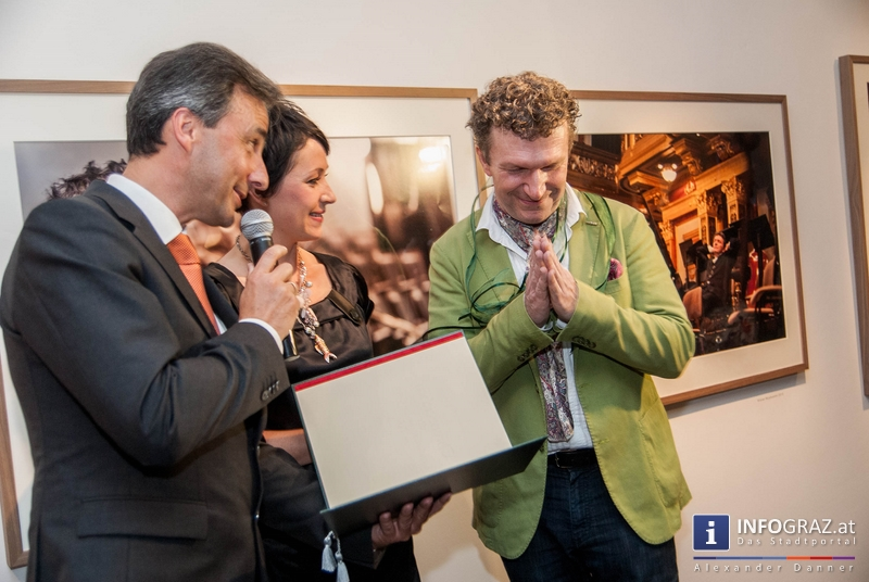 Vernissage: Markus Schirmer by Christian Jungwirth - 044