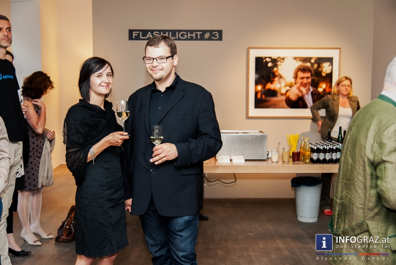 Vernissage: Markus Schirmer by Christian Jungwirth - 076