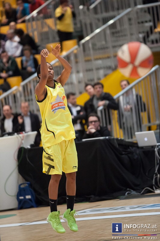 ALL STAR DAY 2014 in der Stadthalle Graz am 19. Februar 2014 - Graz als Zentrum des Basketballs - 050