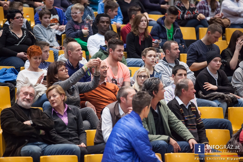 ALL STAR DAY 2014 in der Stadthalle Graz am 19. Februar 2014 - Graz als Zentrum des Basketballs - 058