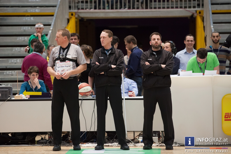 ALL STAR DAY 2014 in der Stadthalle Graz am 19. Februar 2014 - Graz als Zentrum des Basketballs - 081