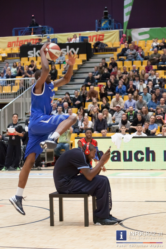 ALL STAR DAY 2014 in der Stadthalle Graz am 19. Februar 2014 - Graz als Zentrum des Basketballs - 131