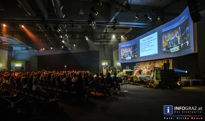 'Think ahead for a successful tomorrow' - Marketing Rockstars Festival Graz 2014 - 005