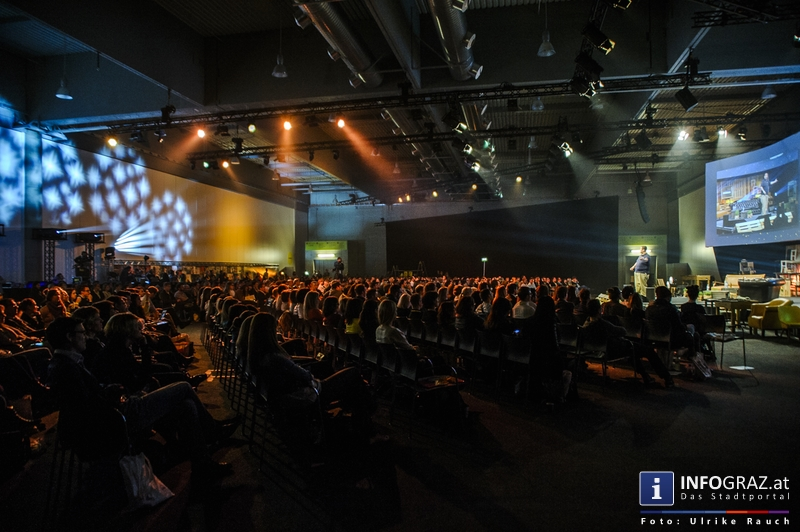 'Think ahead for a successful tomorrow' - Marketing Rockstars Festival Graz 2014 - 008