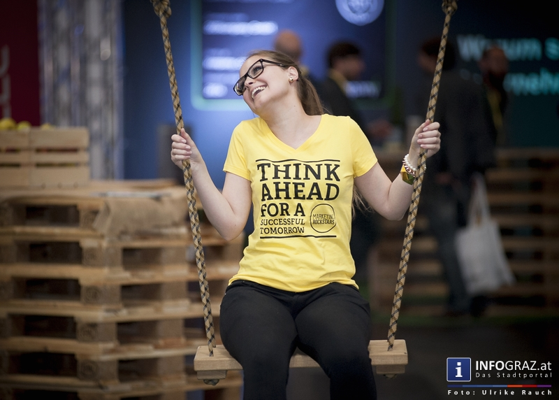 'Think ahead for a successful tomorrow' - Marketing Rockstars Festival Graz 2014 - 066
