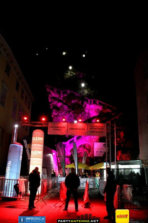 Soundberg - Must-C Festival in Graz