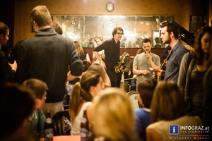 LateNight Jam im Theatercafé Graz