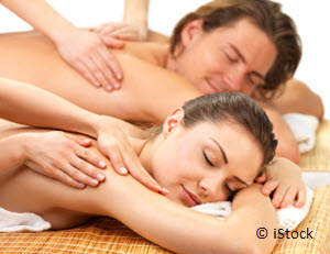 Techniken der Wellness-Massage