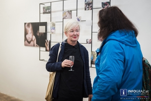 Vernissage Iris Andraschek