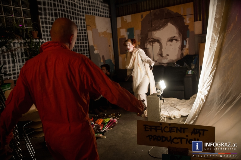 Mad circus project 2014 im Kunst- und Kulturzentrum Papierfabrik am 26.9.2014 - 049