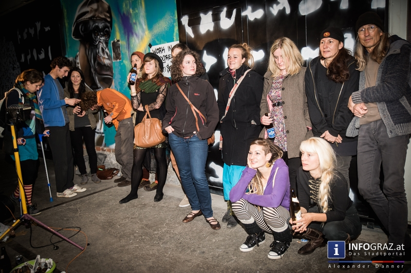 Mad circus project 2014 im Kunst- und Kulturzentrum Papierfabrik am 26.9.2014 - 111
