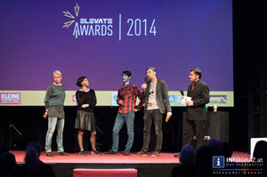 elevate awards show 2014,dom im berg,auszeichnungen,drei kategorien,international elevate awards,internationale fachjury