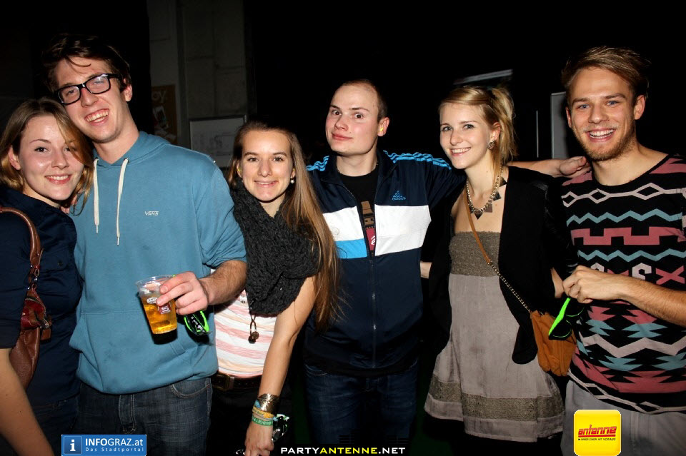 S-BUDGET PARTY 2014 - Freitag, 14. November 2014 - Dom im Berg - 001