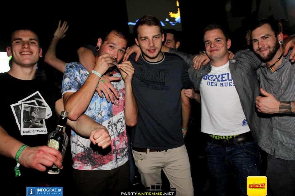 S-BUDGET PARTY 2014 - Freitag, 14. November 2014 - Dom im Berg - 030