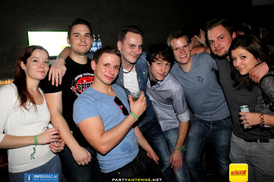 S-BUDGET PARTY 2014 - Freitag, 14. November 2014 - Dom im Berg - 031