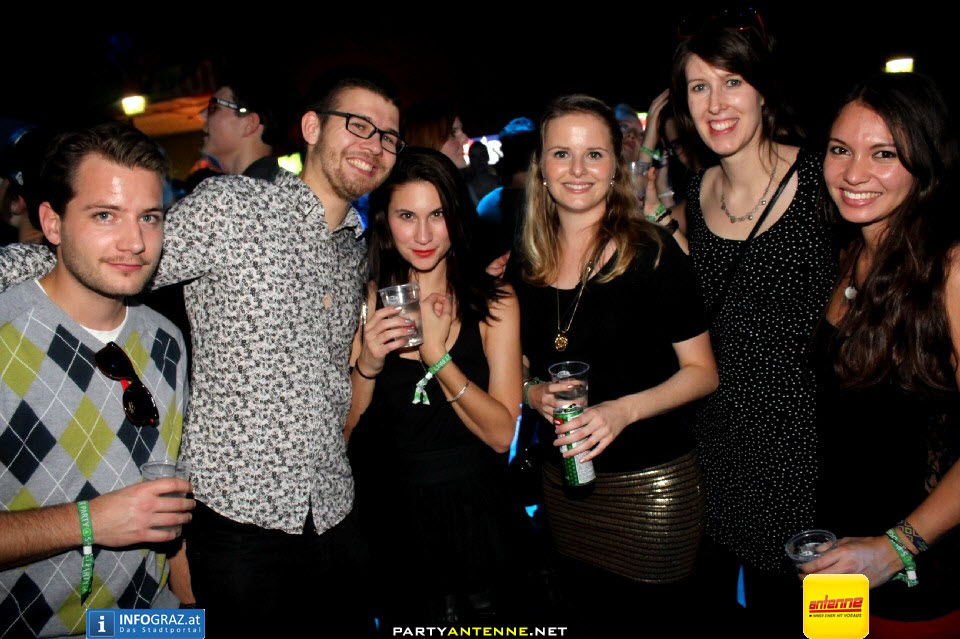 S-BUDGET PARTY 2014 - Freitag, 14. November 2014 - Dom im Berg - 049