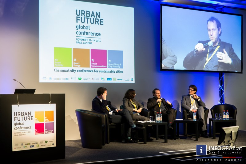 Urban Future Global Conference, The smart city conference for sustainable cities. - 011