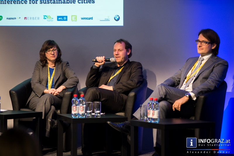 Urban Future Global Conference, The smart city conference for sustainable cities. - 014