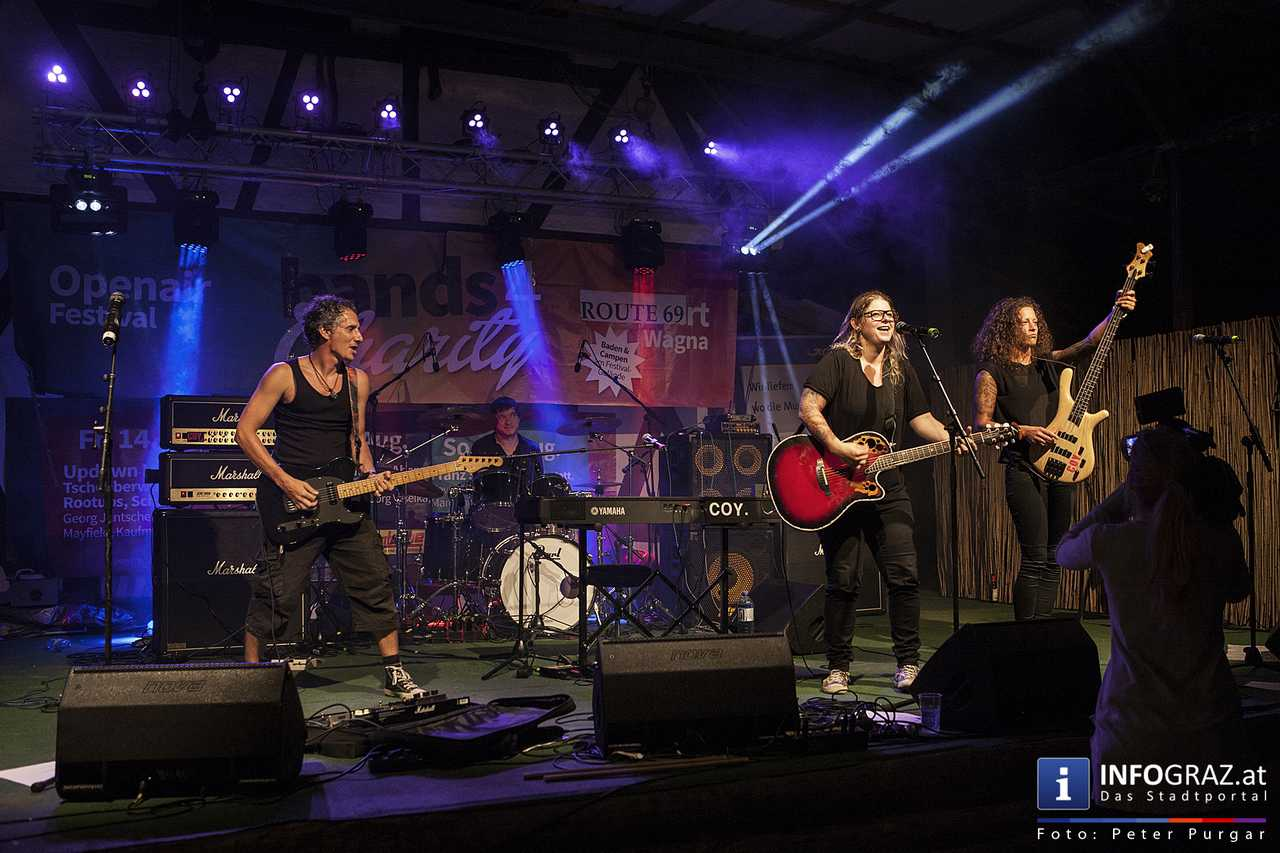 Bands4tolerance am Areal der route69 am Samstag, 15. August 2014 - 056
