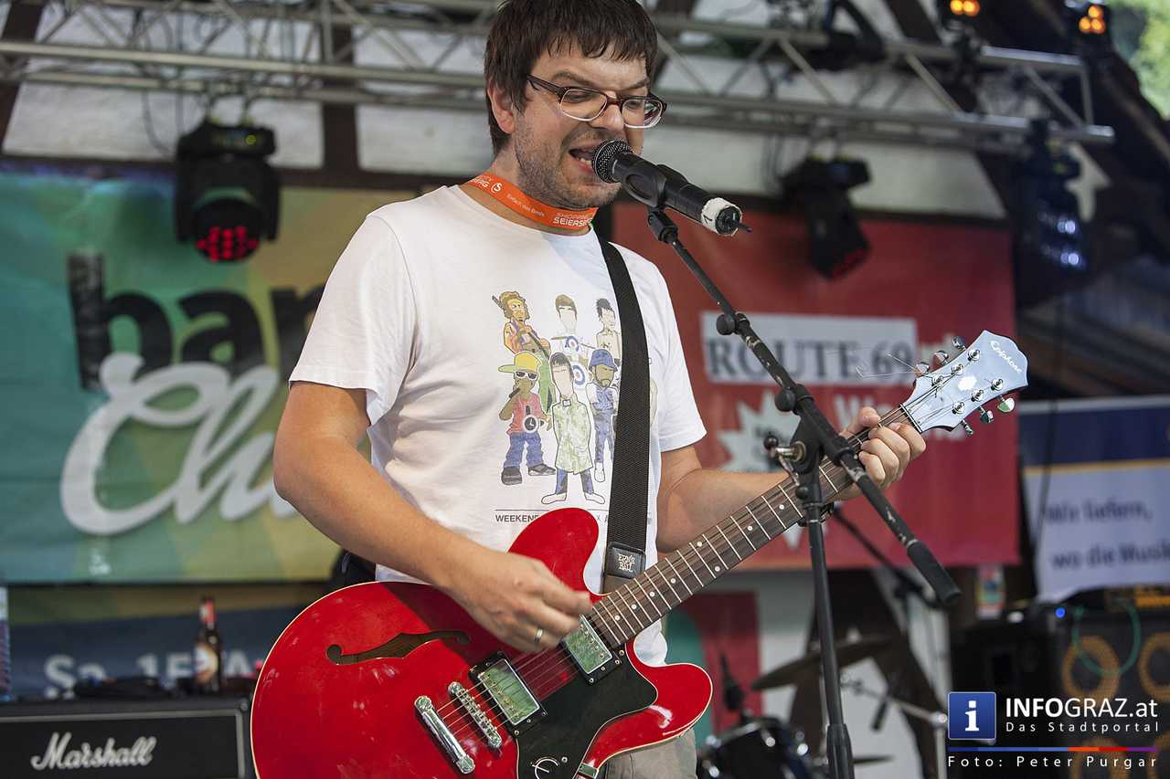 Bands4tolerance am Areal der route69 am Samstag, 15. August 2014 - 082