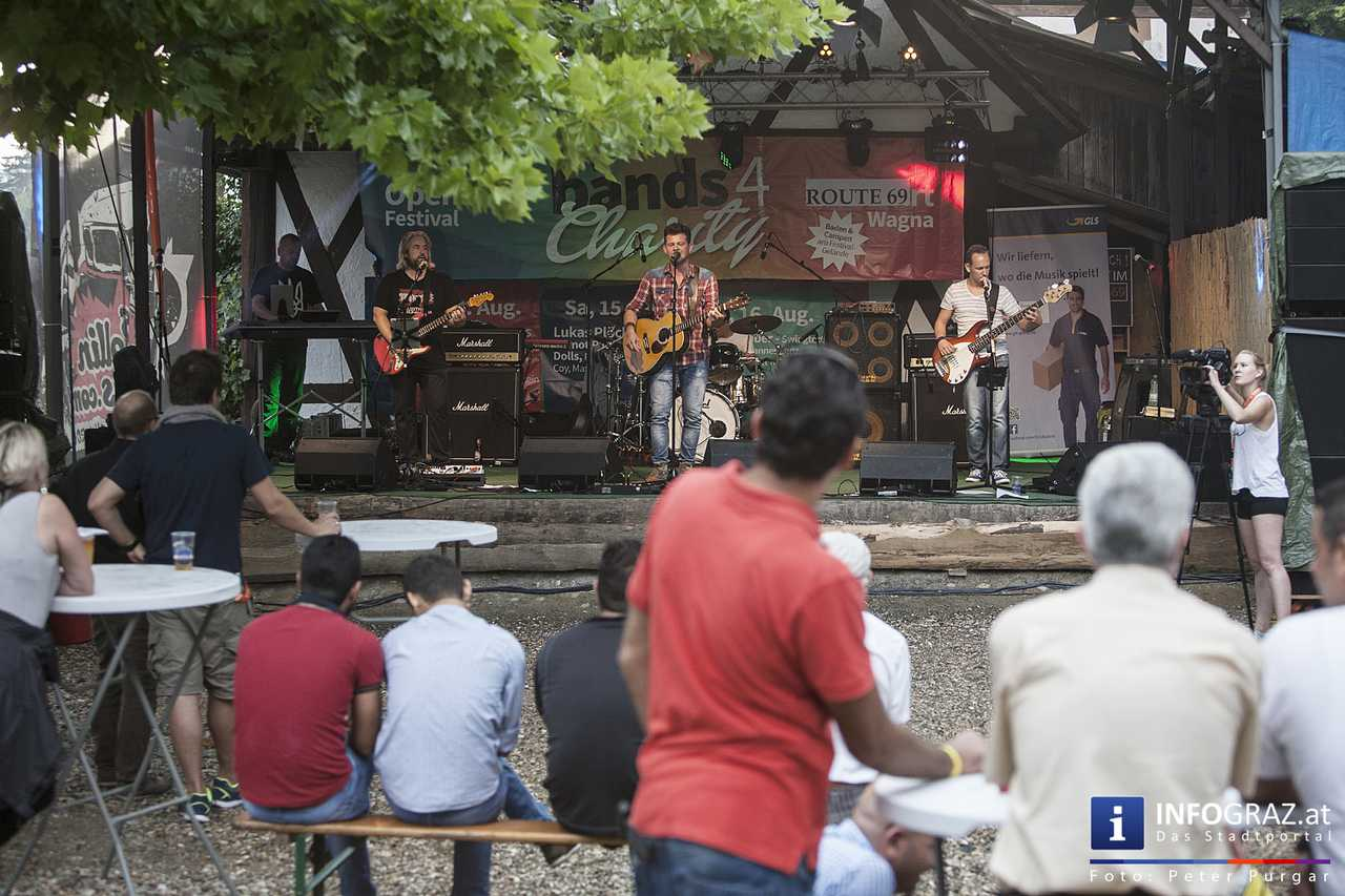 Bands4tolerance am Areal der route69 am Samstag, 15. August 2014 - 112