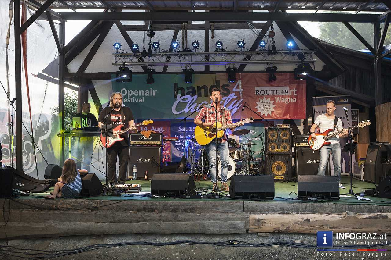 Bands4tolerance am Areal der route69 am Samstag, 15. August 2014 - 118