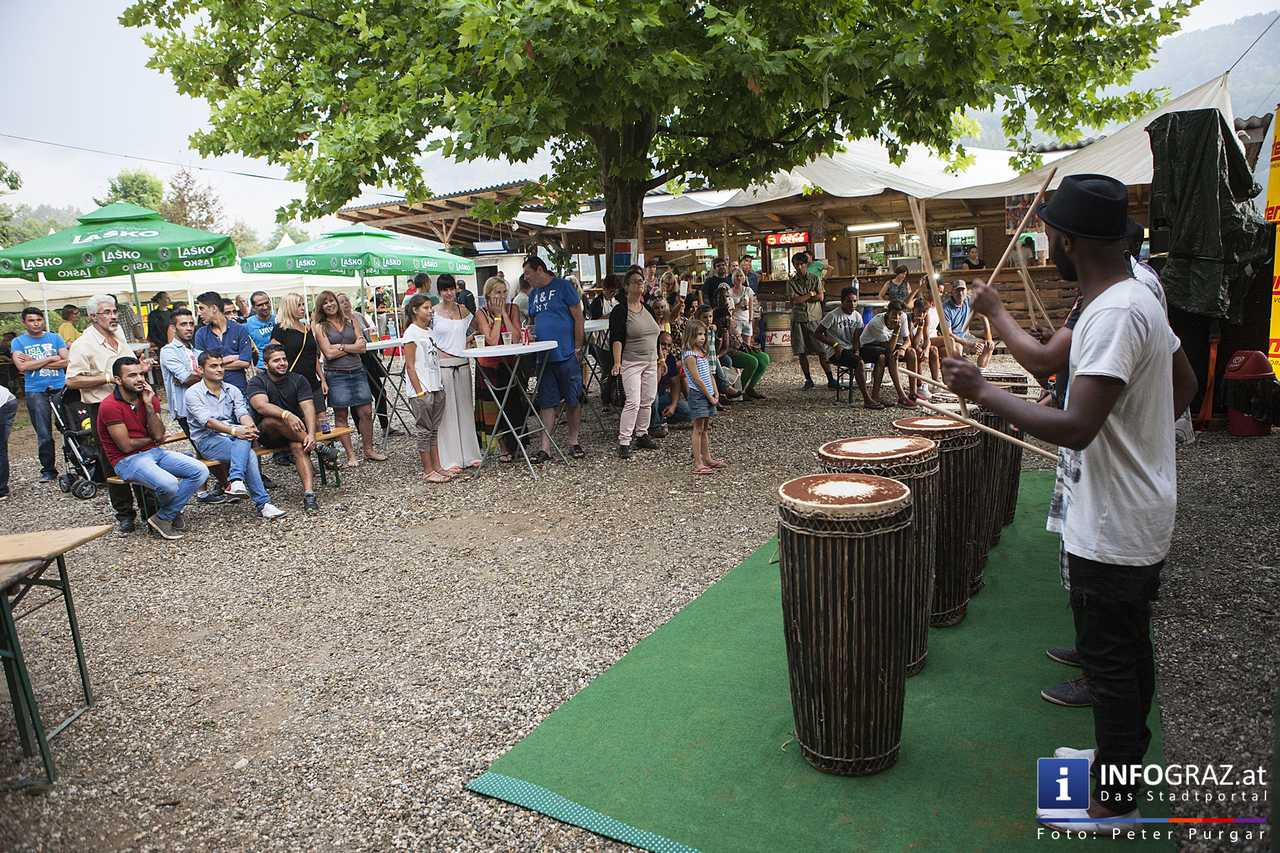 Bands4tolerance am Areal der route69 am Samstag, 15. August 2014 - 121