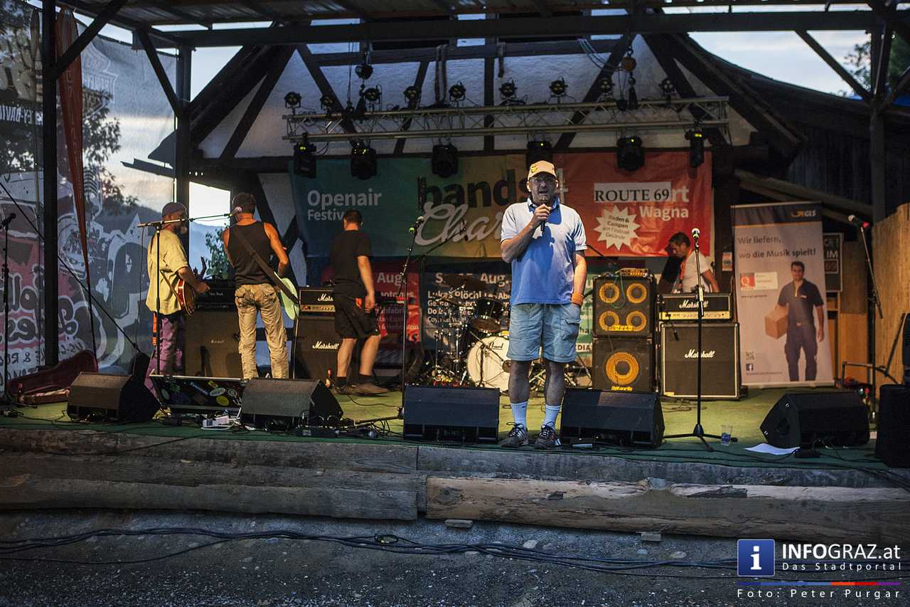 Bands4tolerance am Areal der route69 am Samstag, 15. August 2014 - 138