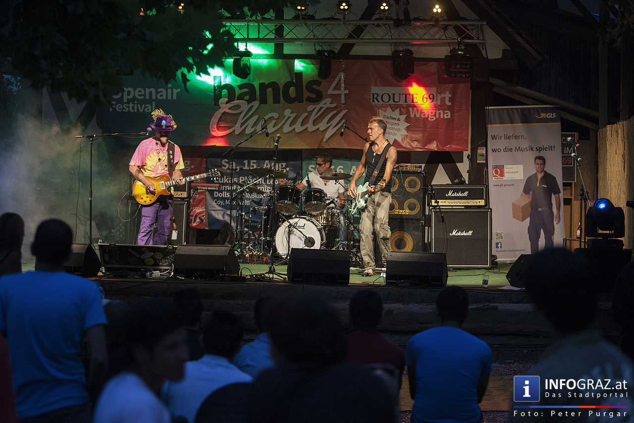 Bands4tolerance am Areal der route69 am Samstag, 15. August 2014 - 148