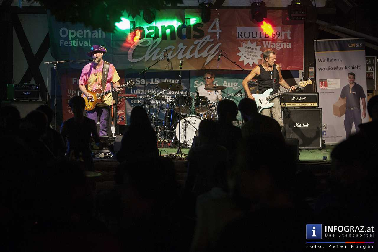 Bands4tolerance am Areal der route69 am Samstag, 15. August 2014 - 157