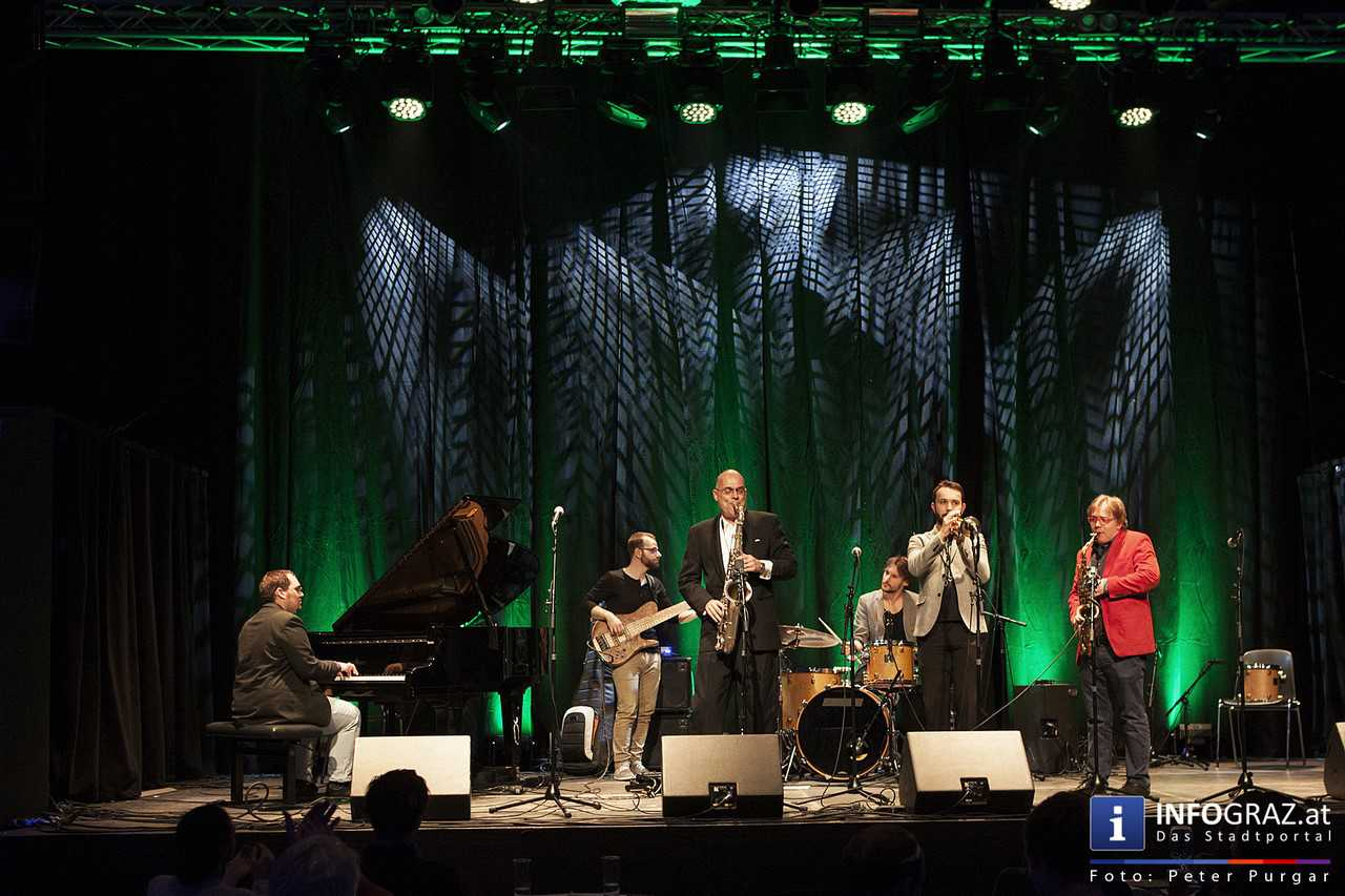 jazz redoute 2016,domimberg,jazzwerkstatt graz,four seasons,viola hammer heartbeat project,smart metal hornets,stefan heckel group feat. julian arguelles