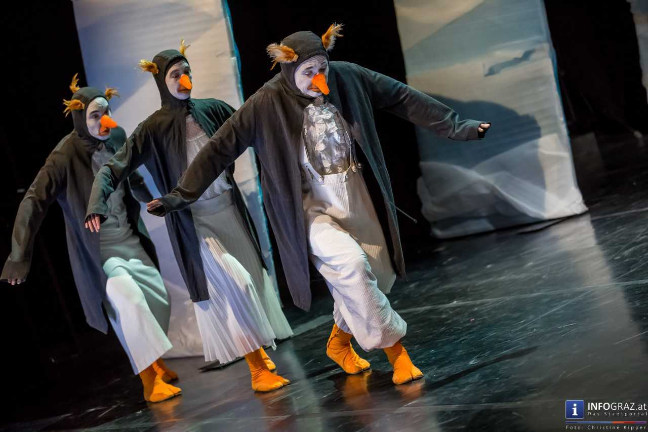 Pinguin People – Theater ASOU - 22. Jänner 2016 im TTZ Graz - 004
