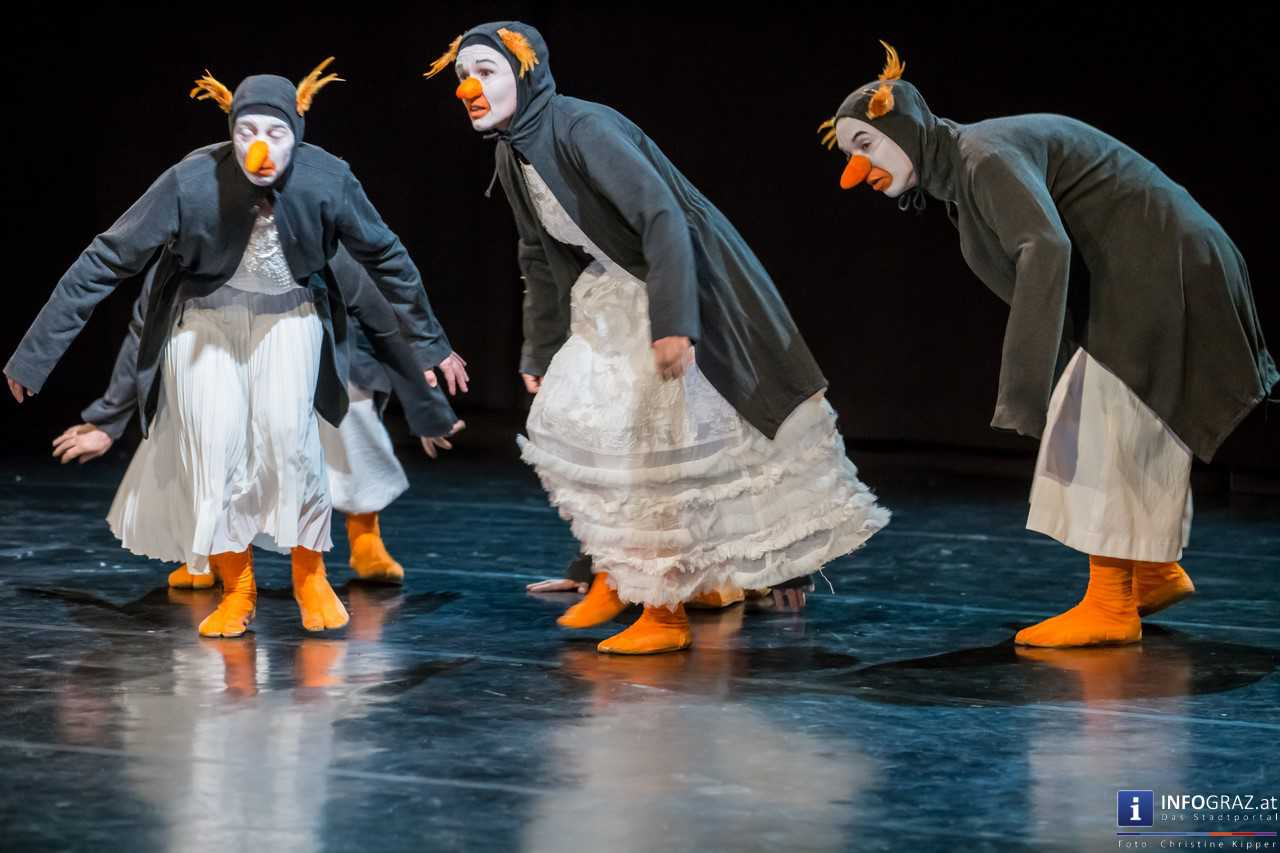 Pinguin People – Theater ASOU - 22. Jänner 2016 im TTZ Graz - 011