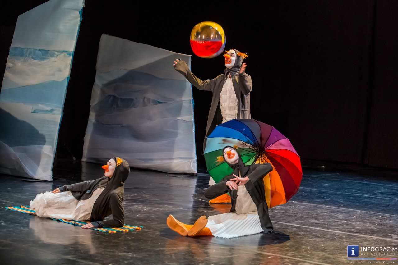 Pinguin People – Theater ASOU - 22. Jänner 2016 im TTZ Graz - 021