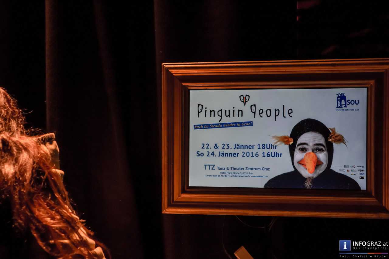 Pinguin People – Theater ASOU - 22. Jänner 2016 im TTZ Graz - 023