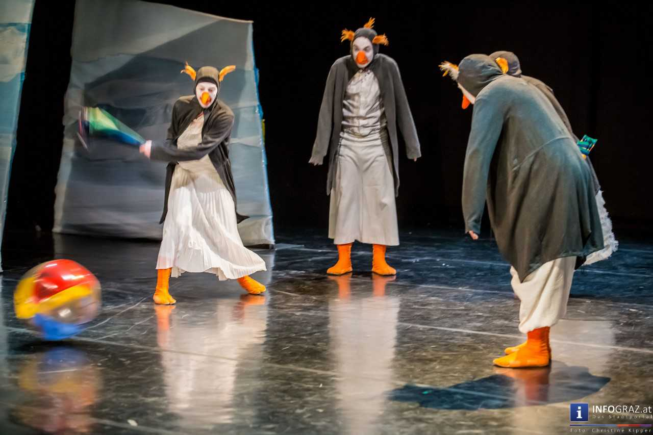 Pinguin People – Theater ASOU - 22. Jänner 2016 im TTZ Graz - 025