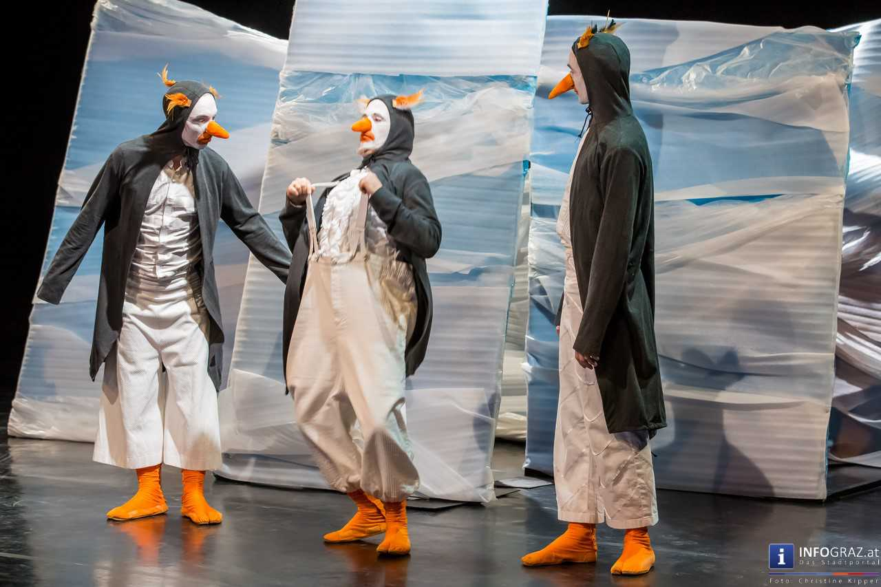 Pinguin People – Theater ASOU - 22. Jänner 2016 im TTZ Graz - 027