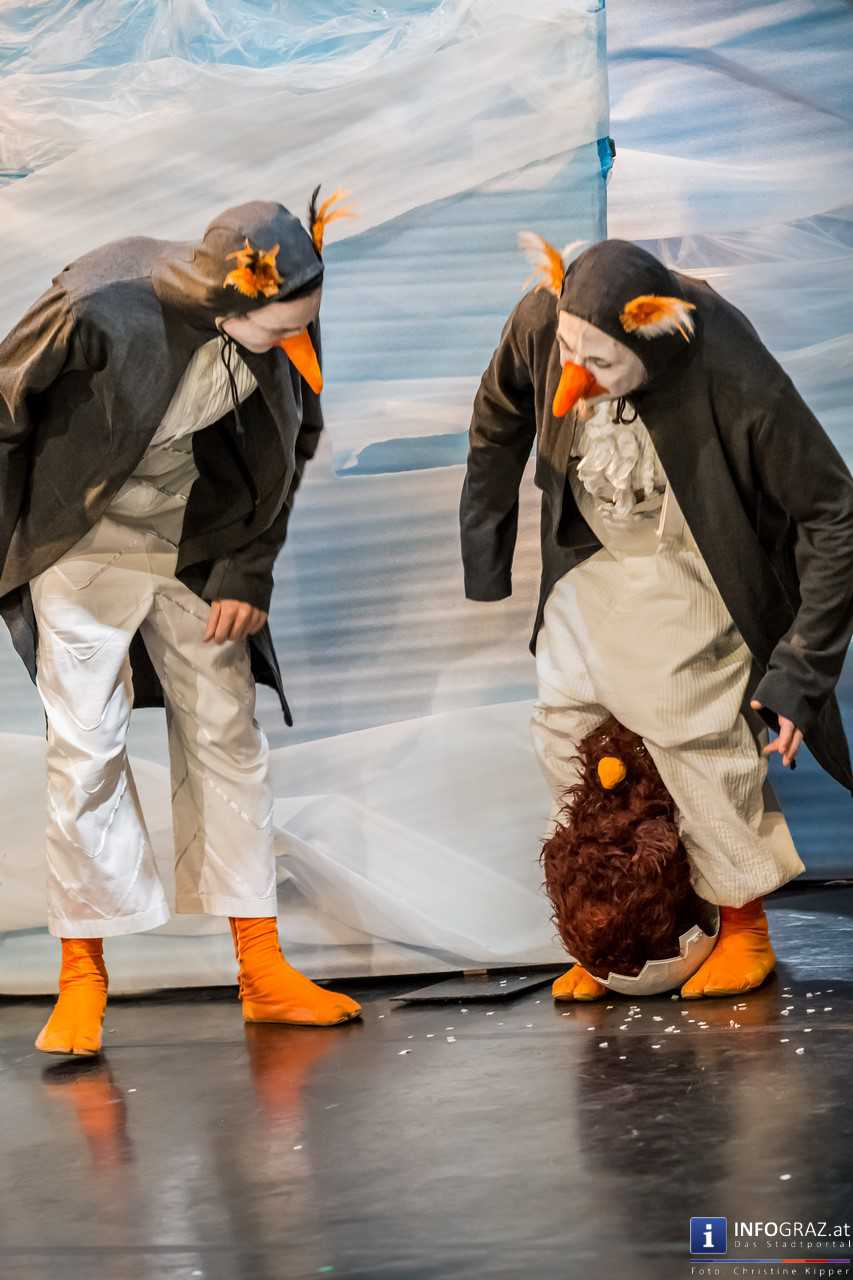 Pinguin People – Theater ASOU - 22. Jänner 2016 im TTZ Graz - 040
