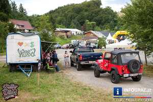 Cars and Bikes beim Festival der Superlative