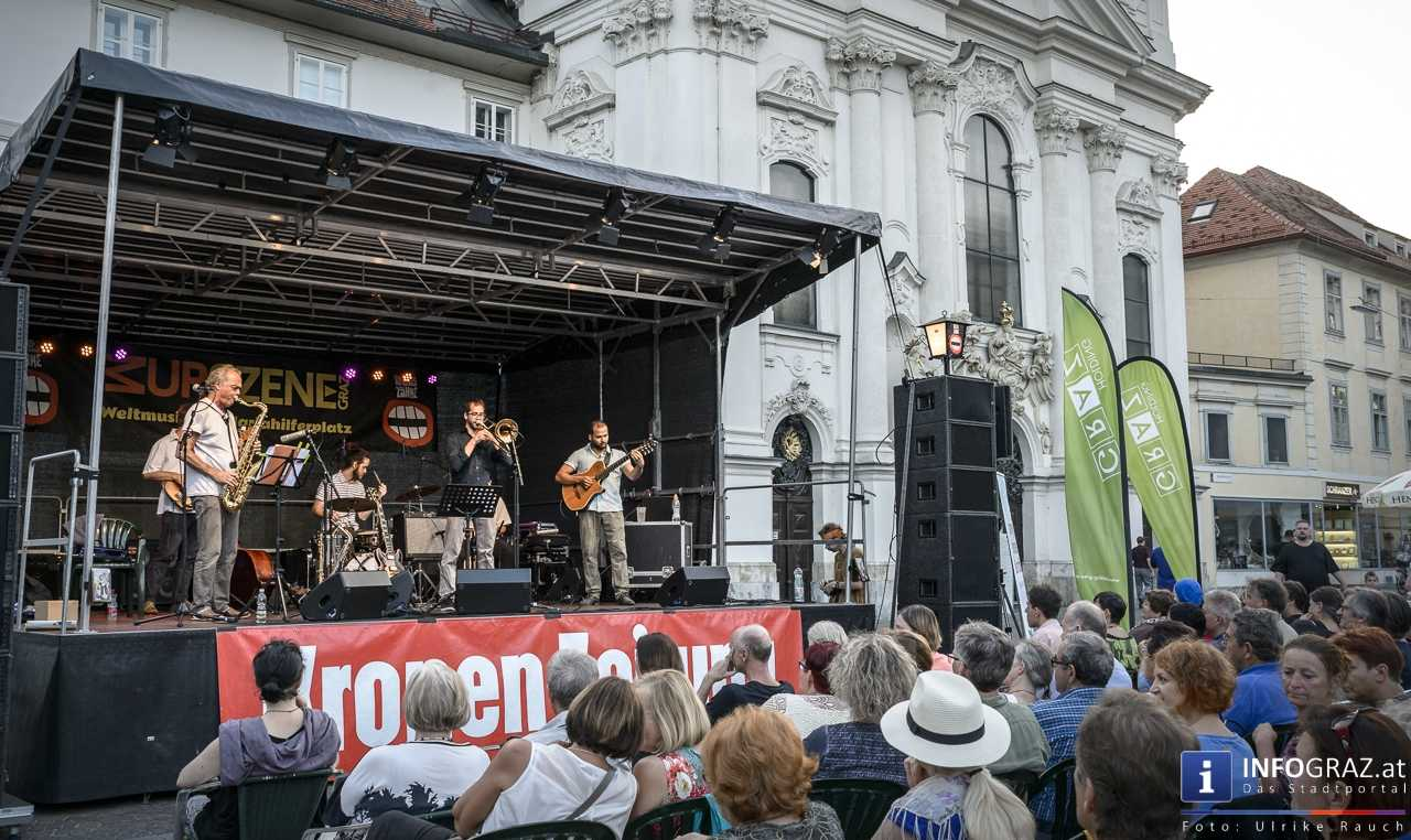Karlheinz Miklin - 'Jazz via Brazil' am 4. August 2016 am Mariahilferplatz - 011